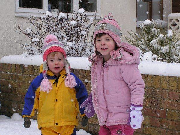 Partner in crime: Snowfall
