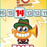 Moshi Monsters Series 9 Countdown #4: Blow your horn for…Toots