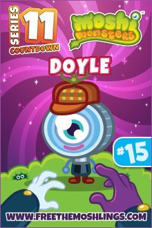 Moshi Monsters Series 11: Doyle