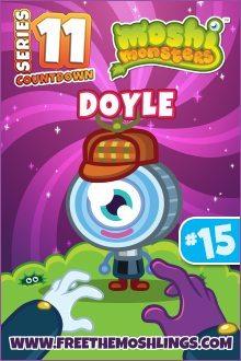 Moshi Monsters Series 11: Doyle