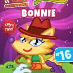 Bonnie, whip-cracking away in Moshi Monsters Series 11 #16
