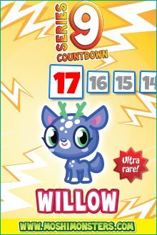 Moshi Monsters Series 9: Willow