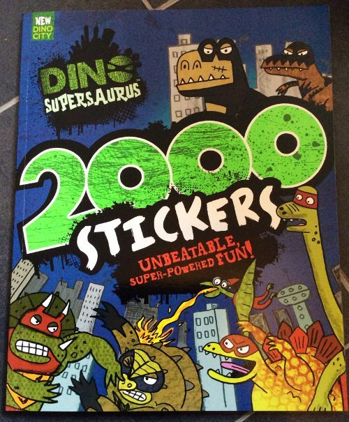 2000 stickers