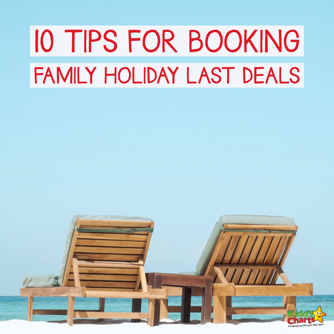Late deals: 10 tips for booking a last gasp dream holiday #summerlastminute