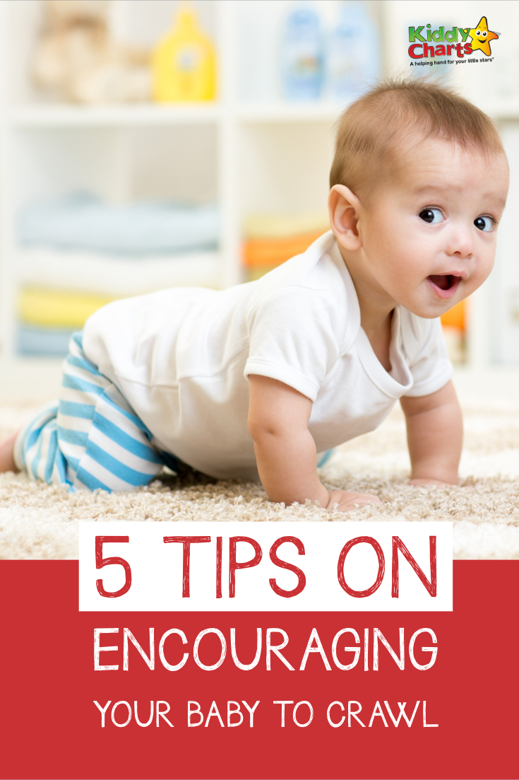 Are you looking to encourage your baby to crawl? We've got some great tips on the blog for encouraging baby to crawl - go check them out! #babies #childdevelopment #crawing #baby