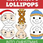 Chupachups lollipops templates