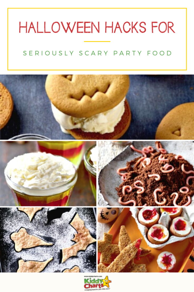 Check out these clever and quick Halloween hacks that will help you celebrate Halloween with your little ones without any hassle. #Halloween #Recipes