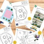 Room on the Broom Printable Activities