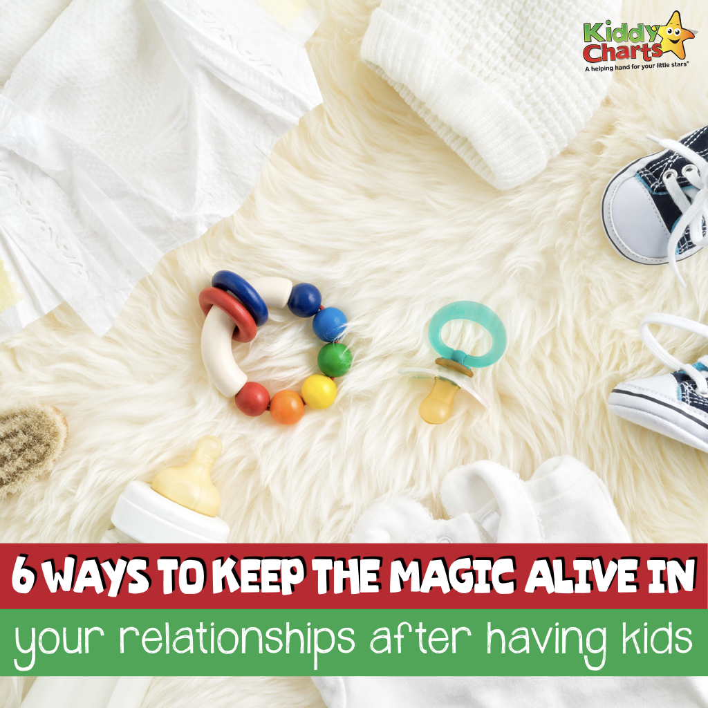 Relationships after kids - hot to help keep the magic alive #relationships #kids #parenting