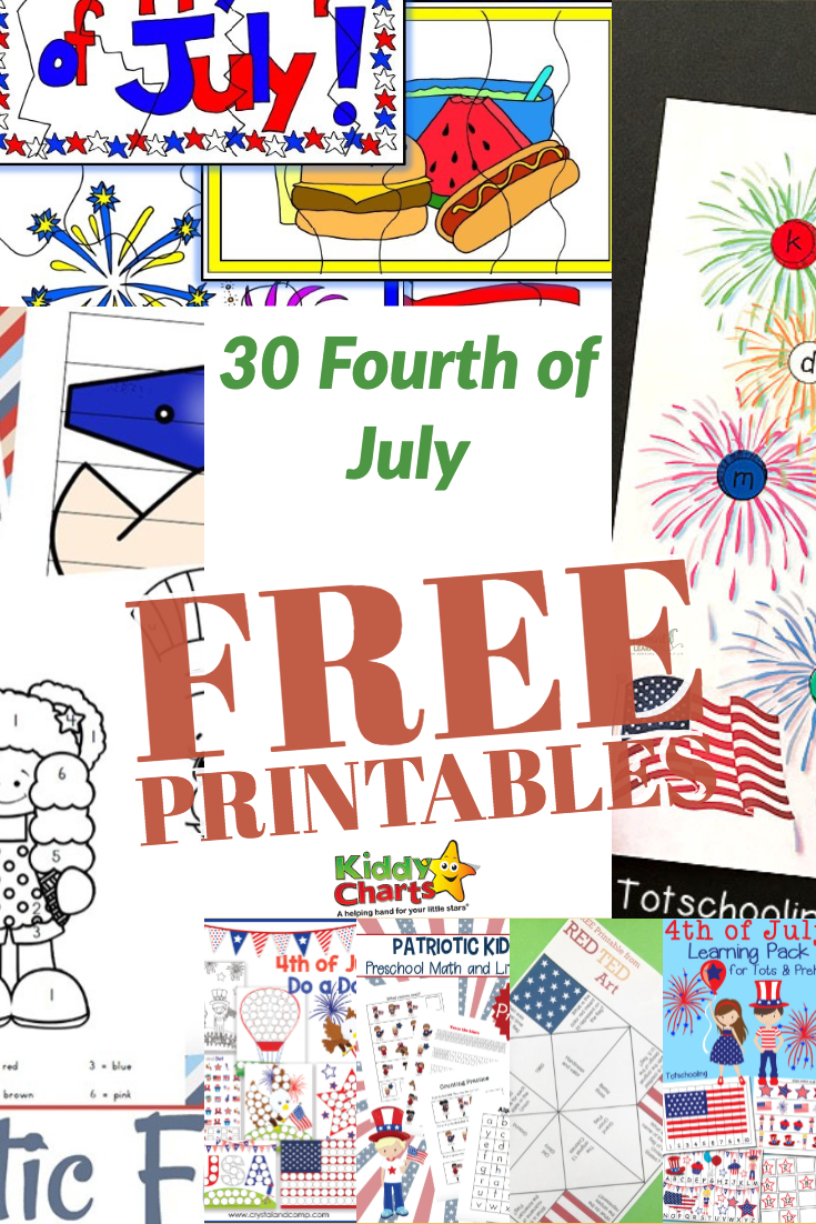 We've got some wonderful fourth of july resources for you to download and use now! #fourthofjuly #4thofjuly #fireworks