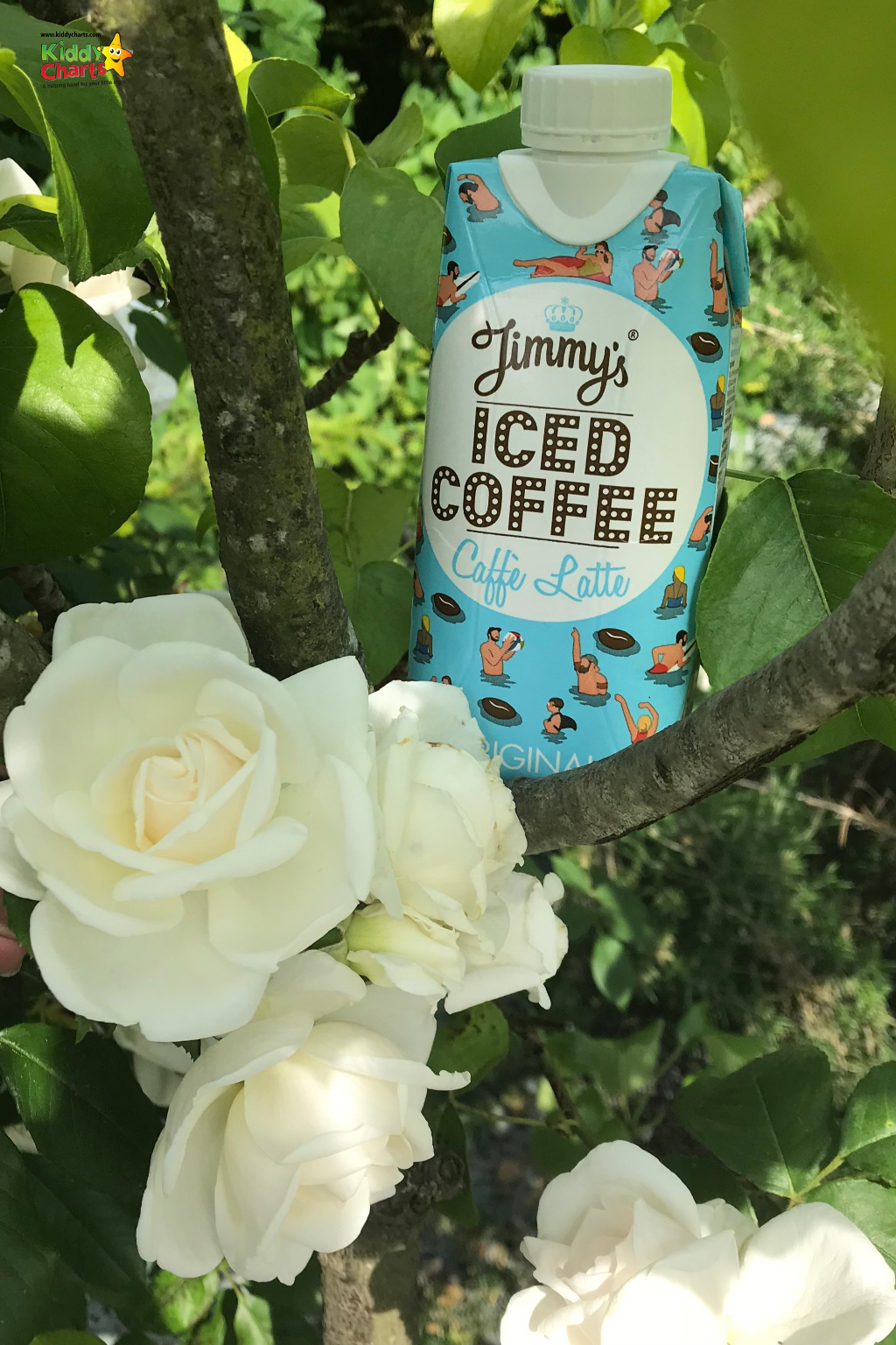 5 mum hacks that you need to do today - iced coffee