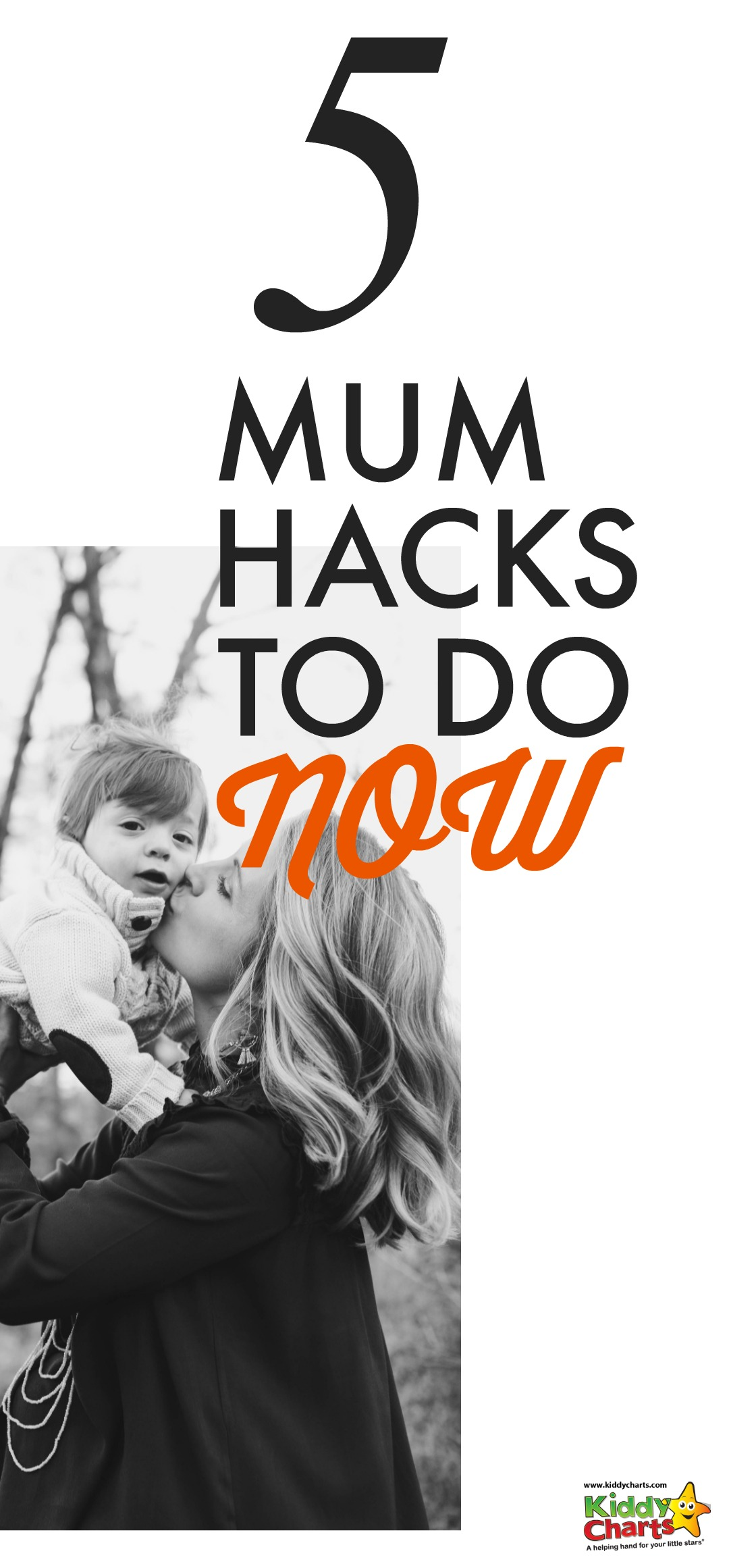 5 mum hacks to do today - go on take a look!