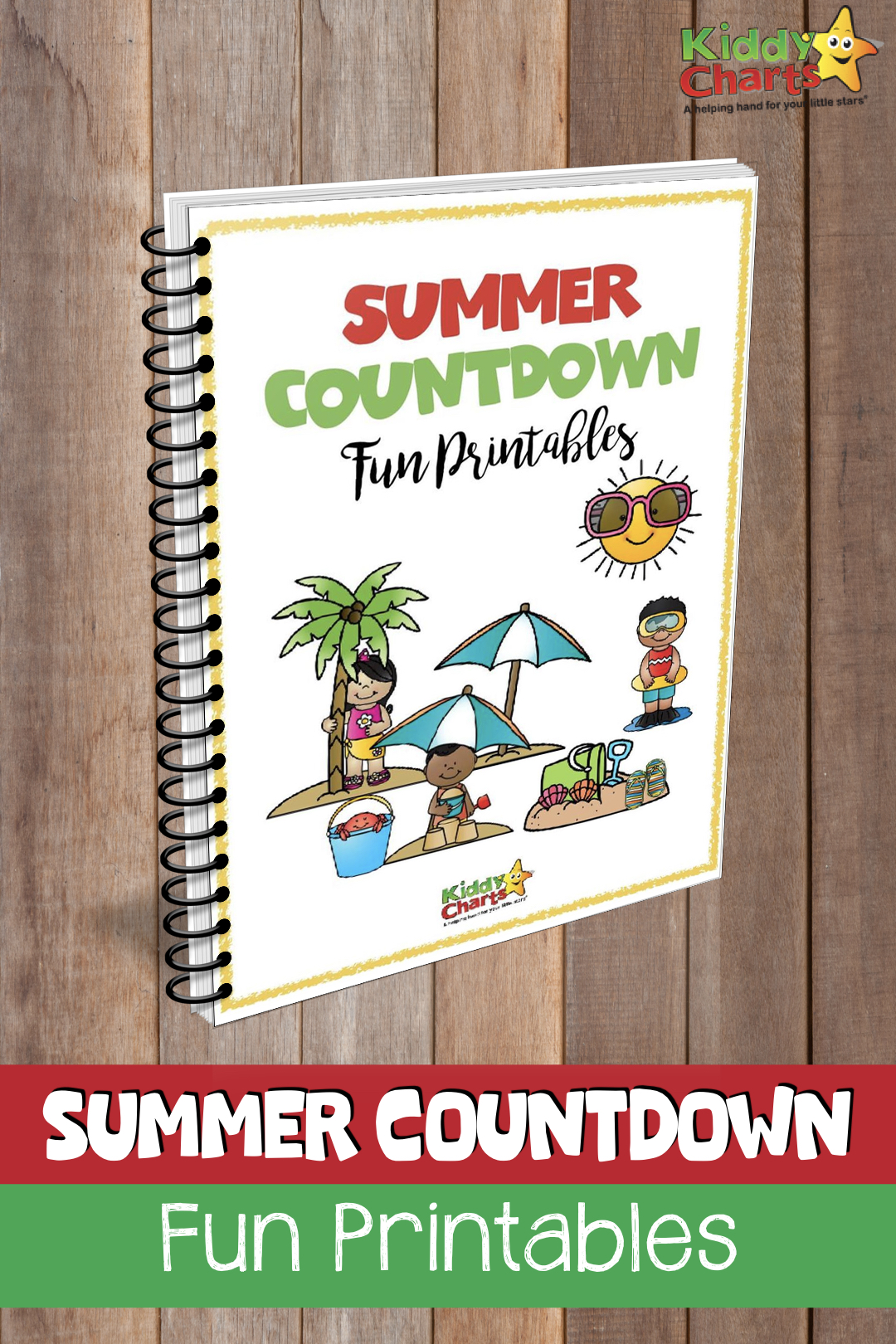 Summer activities eBook - completely free with 12 great activity sheets for the kids to have fun with anytime of year! #summer #kids #printables