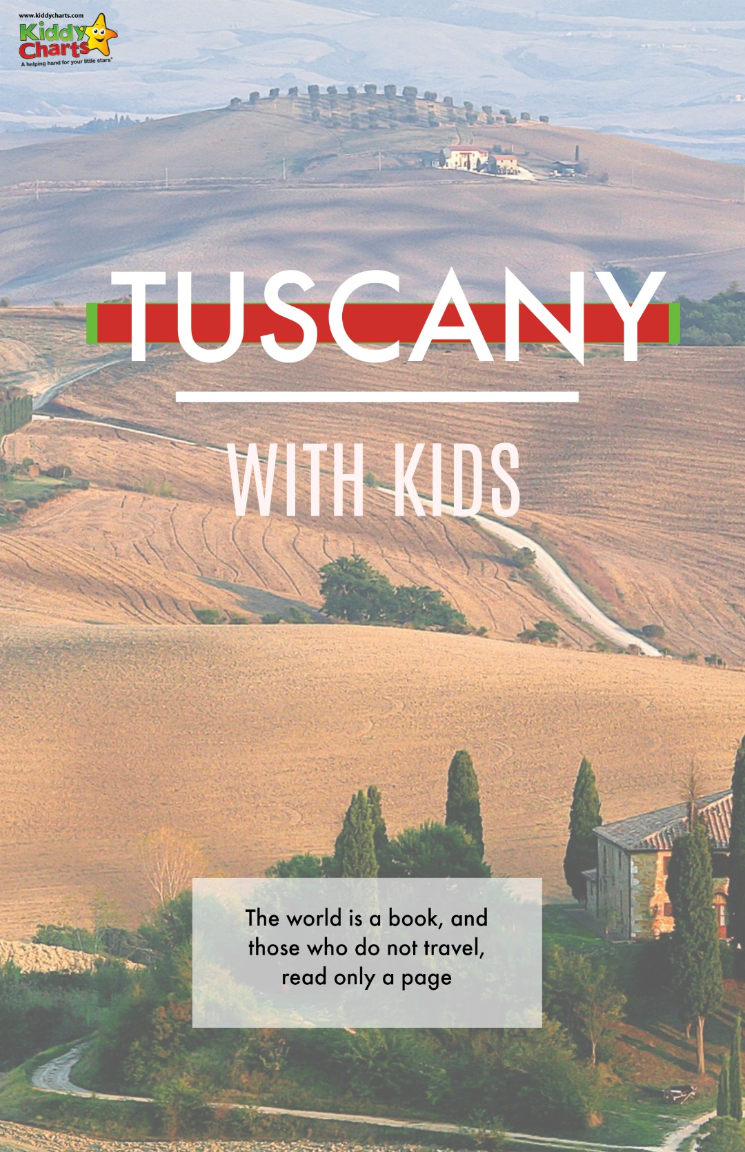 Are you looking to go to Tuscany with kids - we've got FIVE great ideas for what you can do! #familytravel #tuscany #kidstravel