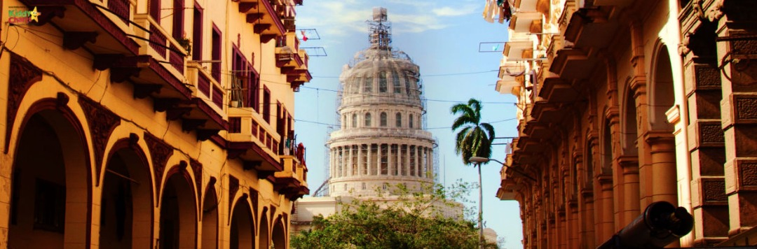 Try Cuba for a location that the kids will love!
