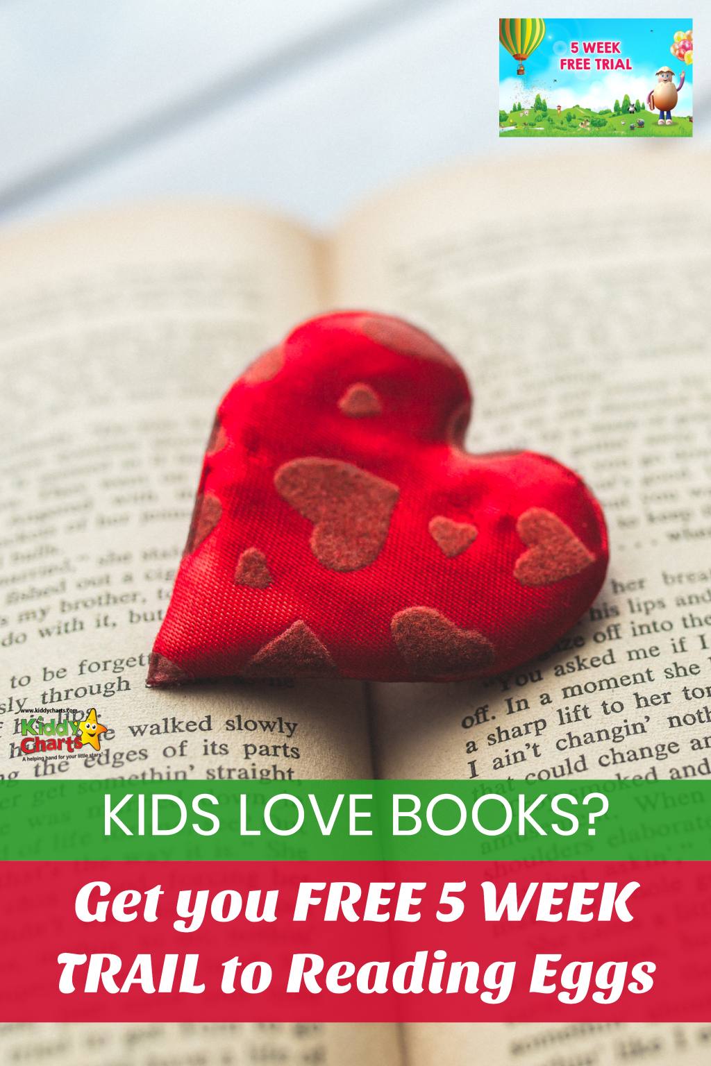 Back to school offrs for a 5 week reading eggs trial - go check it out and help your kids to learn to read.