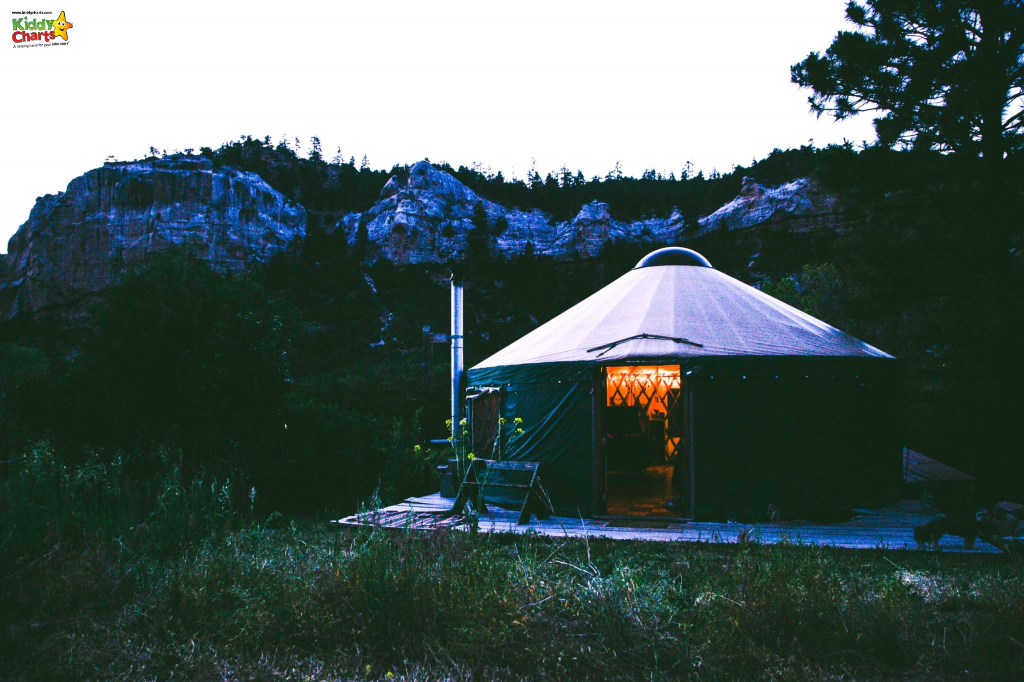 What is the point to glamping? We've got some ideas for you... #glamping #uk #camping