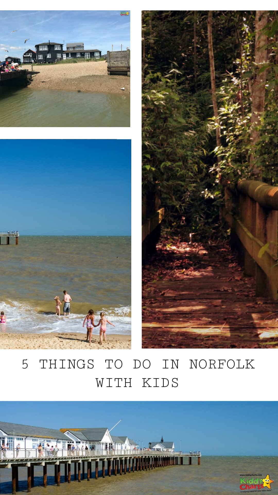 Looking for ideas for Norfolk with Kids - we've got some, so come visit! #norfolk #uk #travel #familytravel