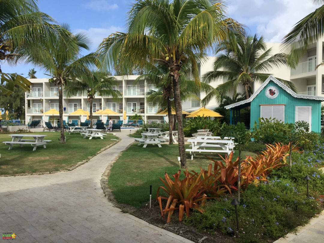 Sea Breeze Beach House Review - the Rum Shop - need we say more?
