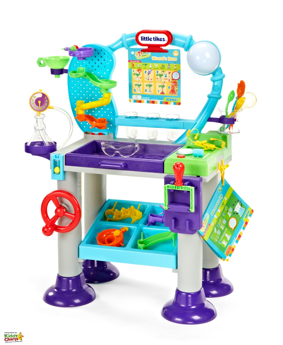 We've got a fantastic back to school STEM prize to give away - a Wonder Lab from Little Tikes. Why not pop along and see if you can win?