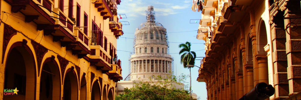 We are sharing FIVE unusual destinations for family travel with week - why don't you check them all out? #familytravel #kidstravel #kids #cuba