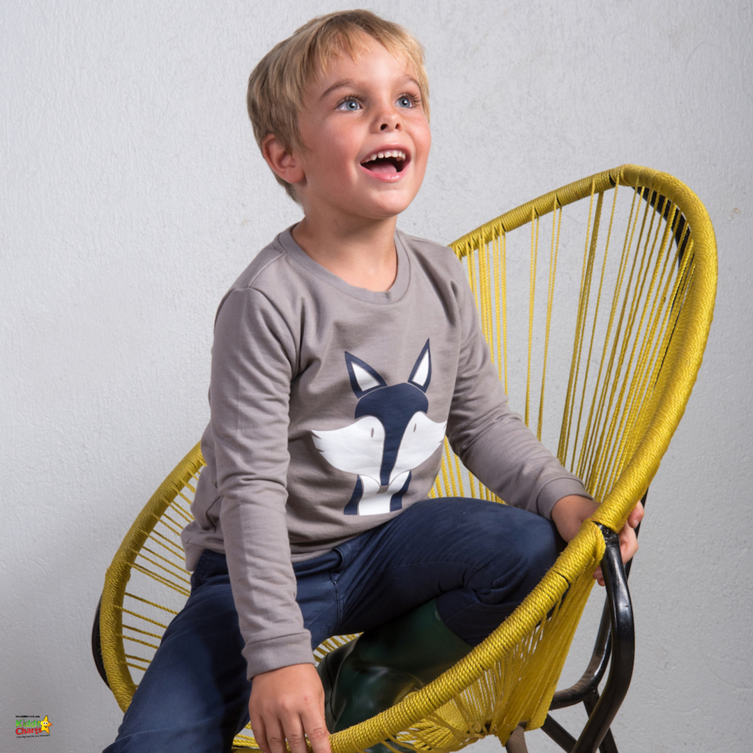 Visit KiddyCharts for 20% off this fabulous ethical clothing brand! #ethicalclothing #kidsclothing #fashion #kidsfashion
