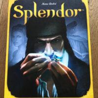 Splendor review #BoardGameClub