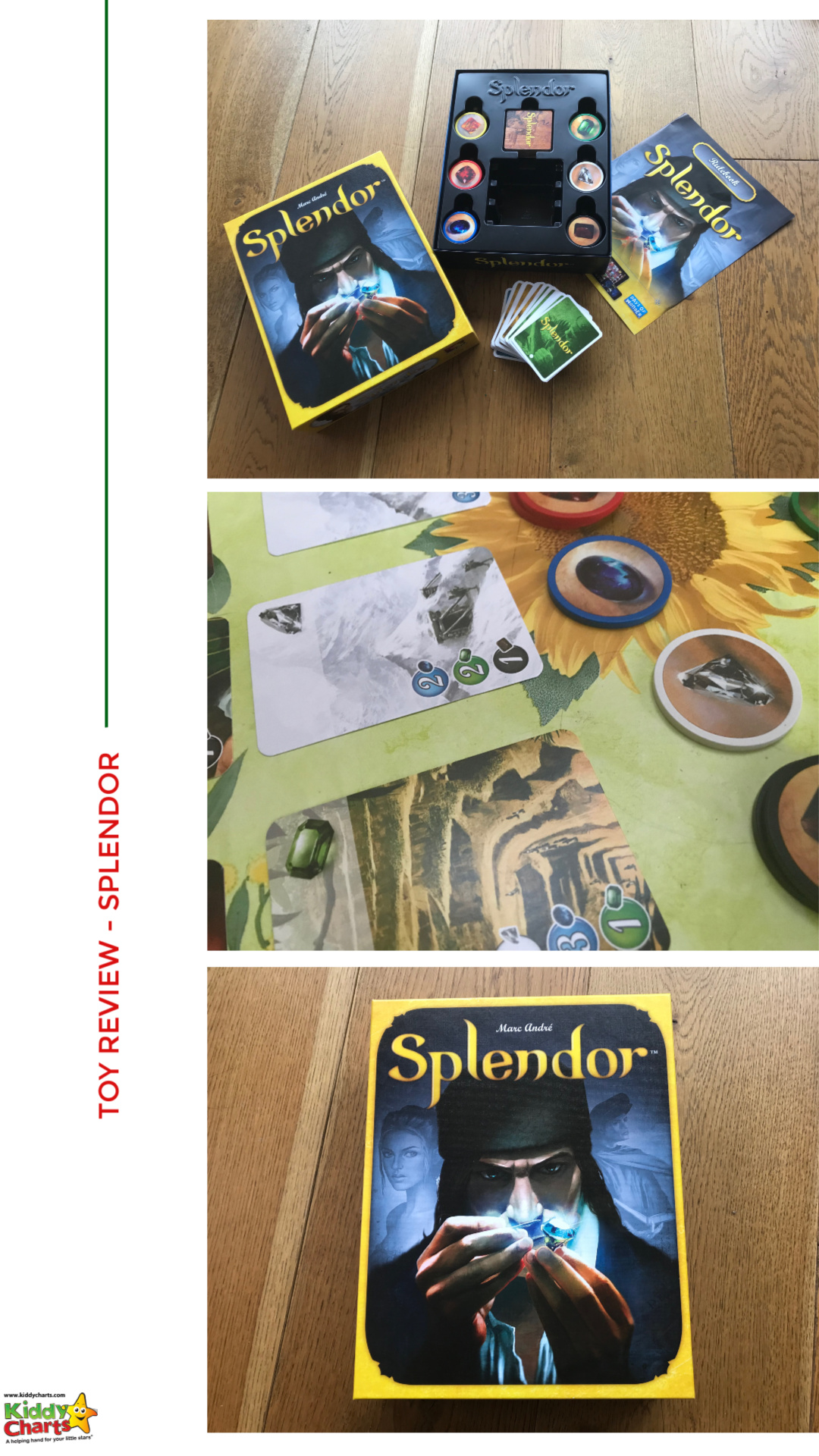 We are reviewing another great board game on the blog - such an original idea and the kids are loving it! #toy #boardgames #kids #gifts