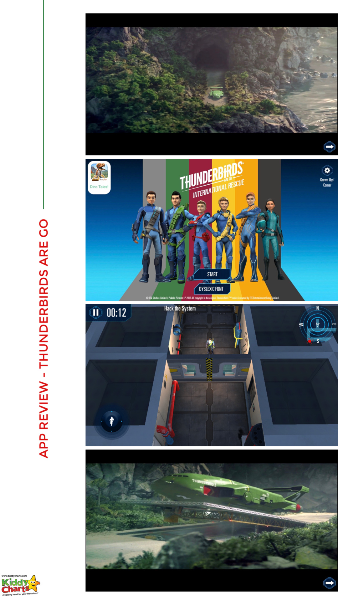 Thunderbirds are Go is the new app from ITV and Kuato - and we've taken a look. Why not pop over and take a look! #apps #technology #reviews #iPhone