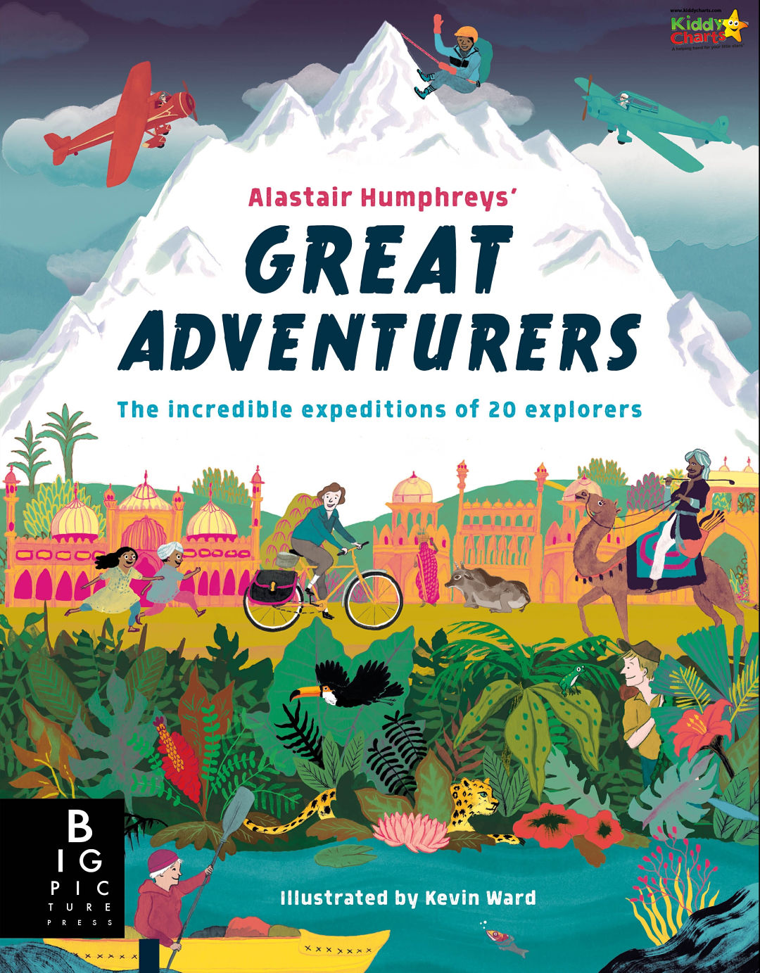 We've got 12 of the best non fiction books for kids on the site - go on check them out NOW! #books #booksforkids #reading #nonfiction