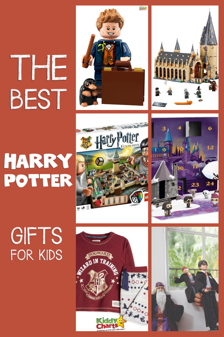 Harry Potter Gifts for Kids pin