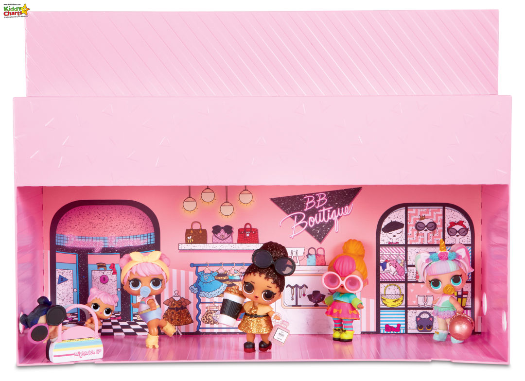 We've got a LOL Surprise Pop Up Store to give away. Come check it out now! #giveways #win #toys