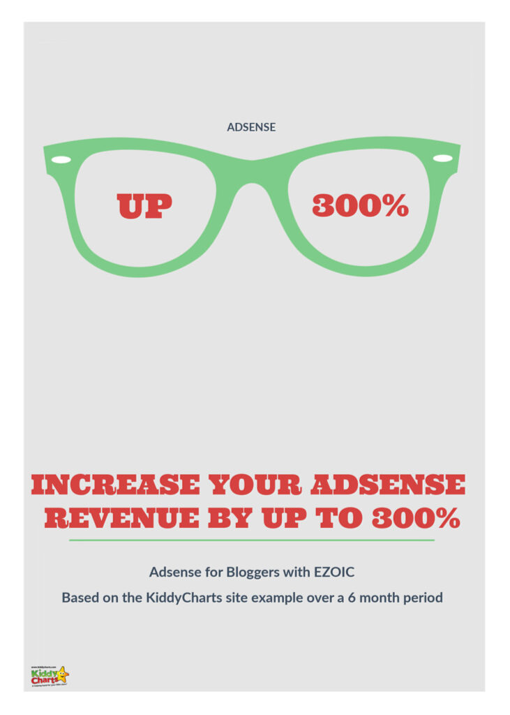 I'm skeptical about Adsense, but THIS has really worked for this site, why not give it a try. What have you got to loose? #blogging #adsense