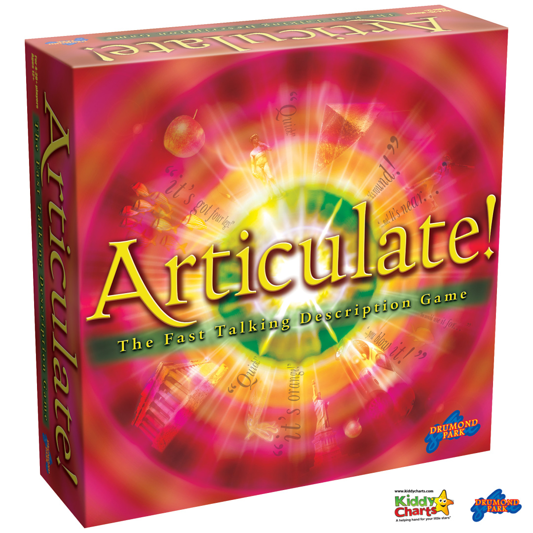 We've got a great game bundle for you in the run up to Christmas - Drumond Park are helping you win all the table top games you will need for Xmas!