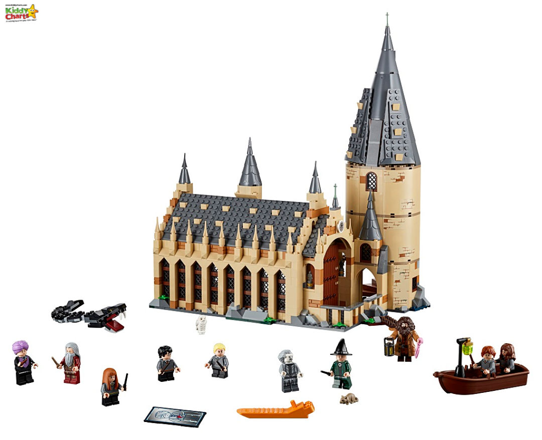 We've got some gorgeous ideas for the best harry potter girts for kids. Come check them all out! #harrypotter #gifts #lego #legogifts