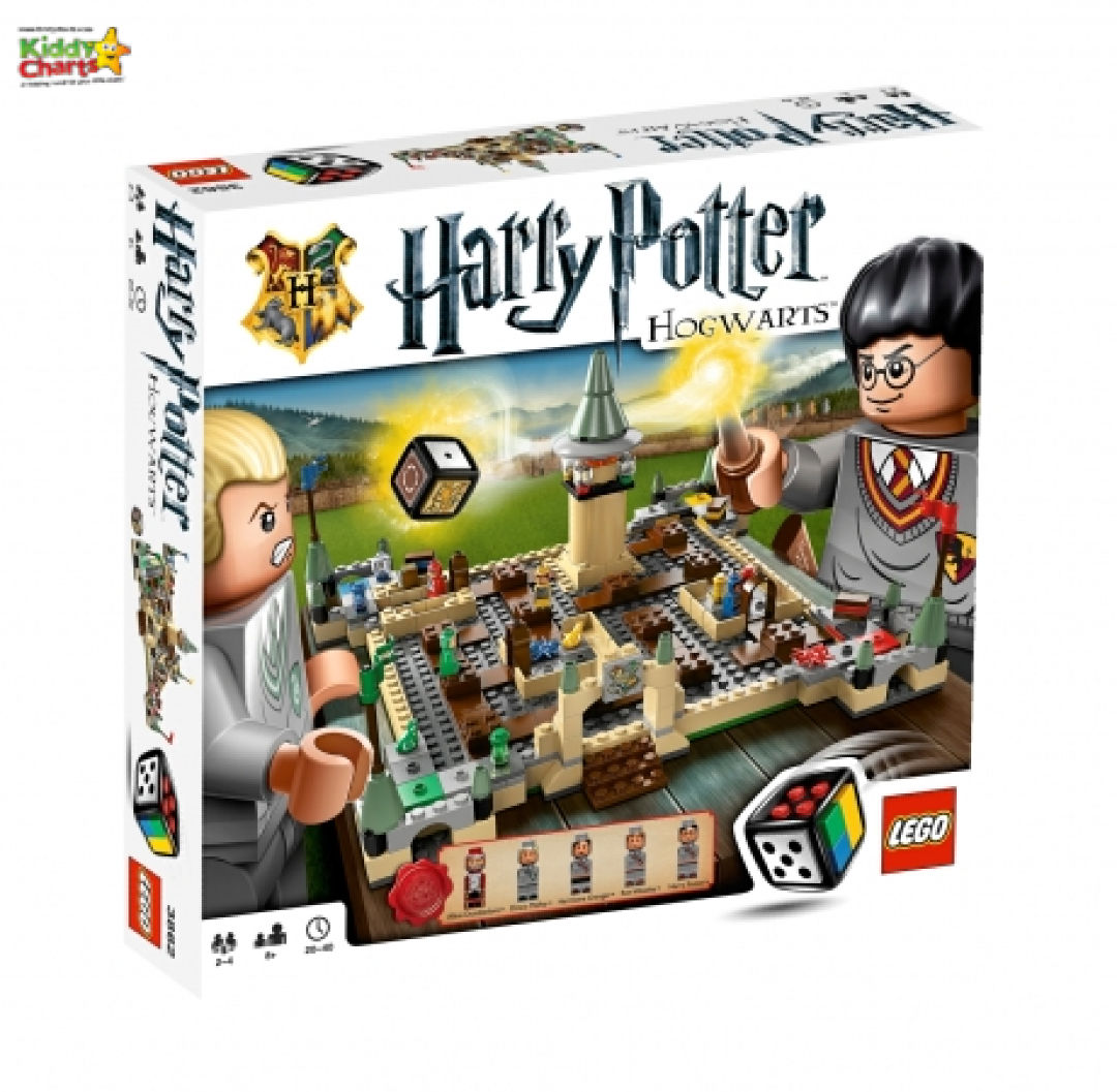 We've got some gorgeous ideas for the best harry potter girts for kids. Come check them all out! #harrypotter #gifts #boardgames #lego