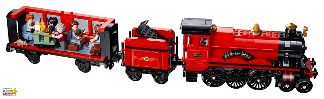 We've got some gorgeous ideas for the best harry potter girts for kids. Come check them all out! #harrypotter #gifts #hogwartsexpress #lego