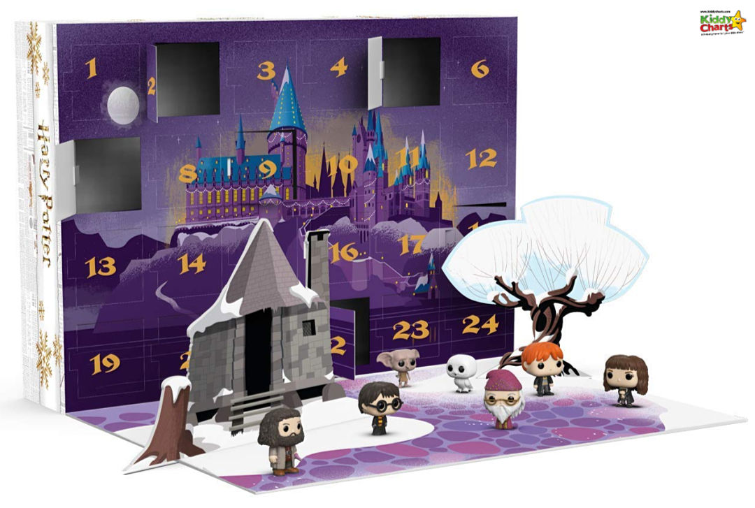 We've got some gorgeous ideas for the best harry potter girts for kids. Come check them all out! #harrypotter #gifts #adventcalendars #kids