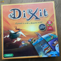 Dixit board game review #BoardGameClub