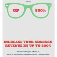 Adsense for bloggers: We've increased Adsense revenue by 300% in the last 6 months | AD
