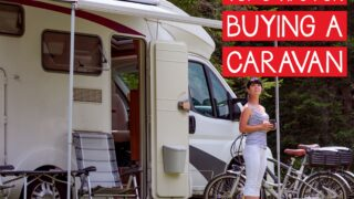 3 tips to help your family get on the caravan holiday hype