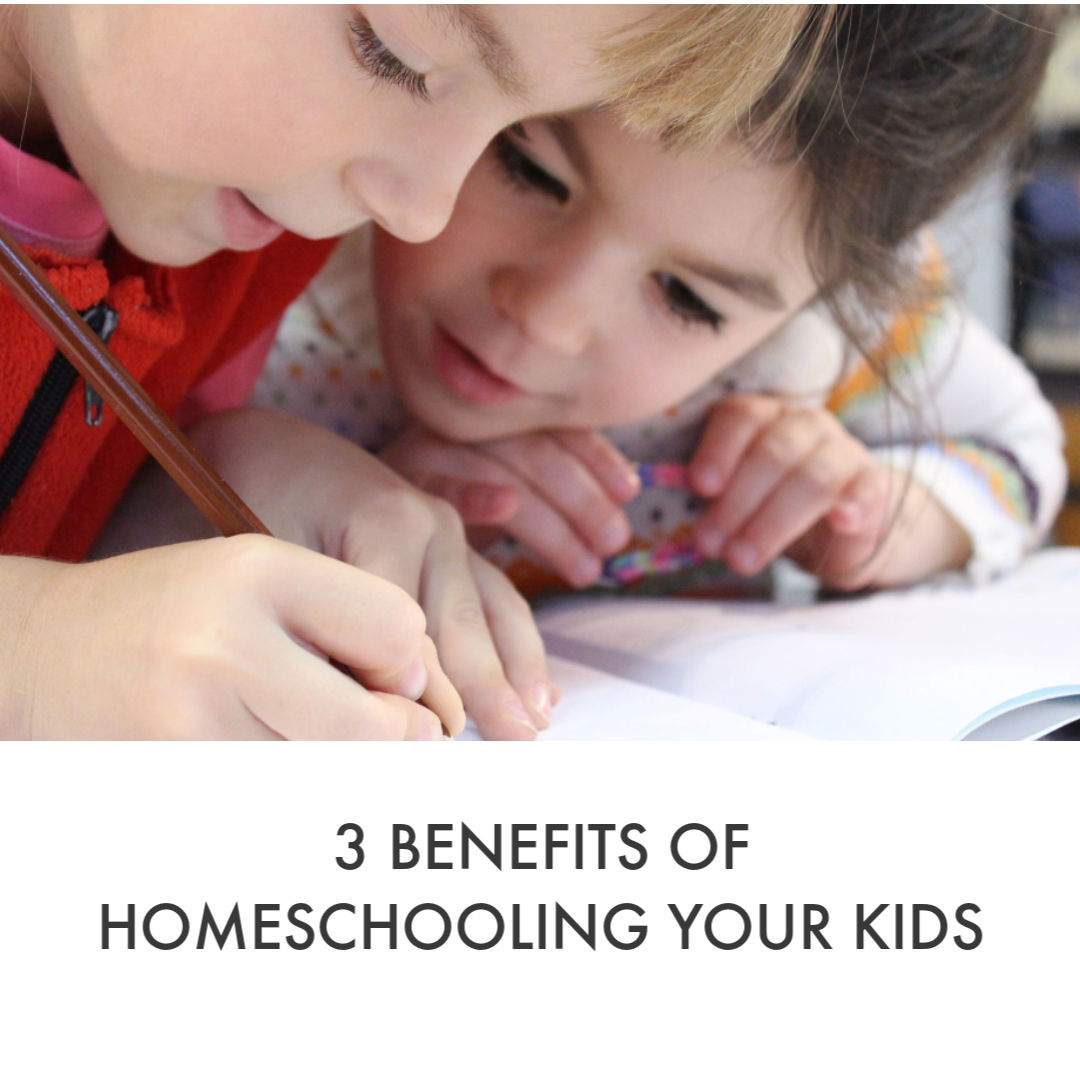 There are benefits for homeschooling your kids - and obviously it isn't for everyone, but we consider some of them to help you decide if its for you. #hoeschooling #kids #benefits #activities #school #education