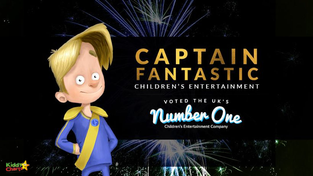 Win and amazing captain fantastic party (London and surrounding counties) - what an opportunity to have an amazing party in 2019! Visit now and win #kids #parties #london #partydeas
