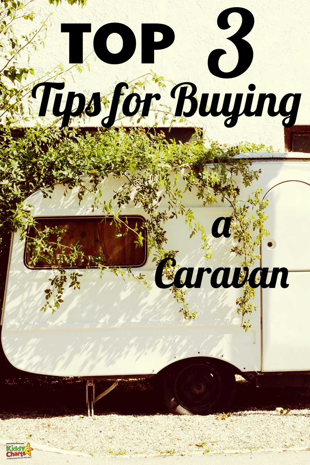 Looking at buying a caravan for your first caravan holiday - we've got three of the most important tips for getting it right. Check them out. #travel #caravans