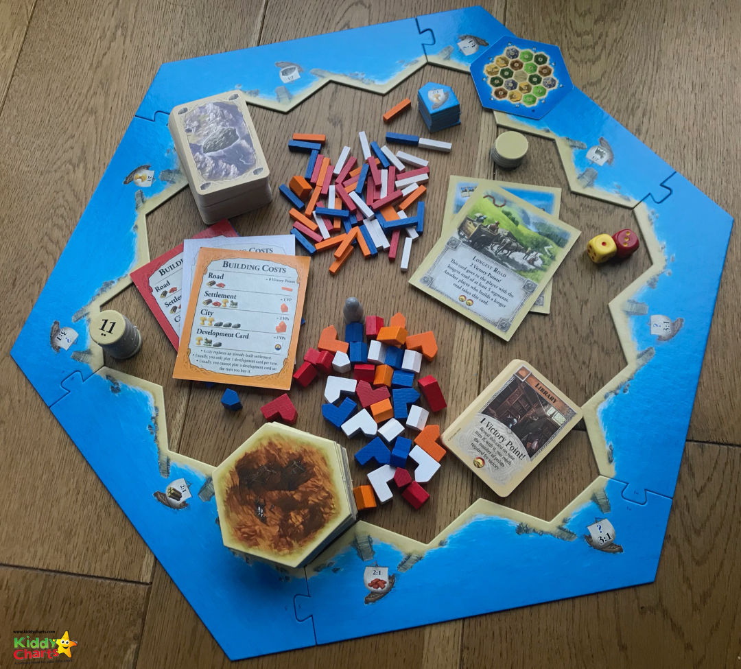 Looking for a good board game to buy; check out our Catan review, and see if its for you and your family #toys #boardgames #games #kids #reviews #gifts