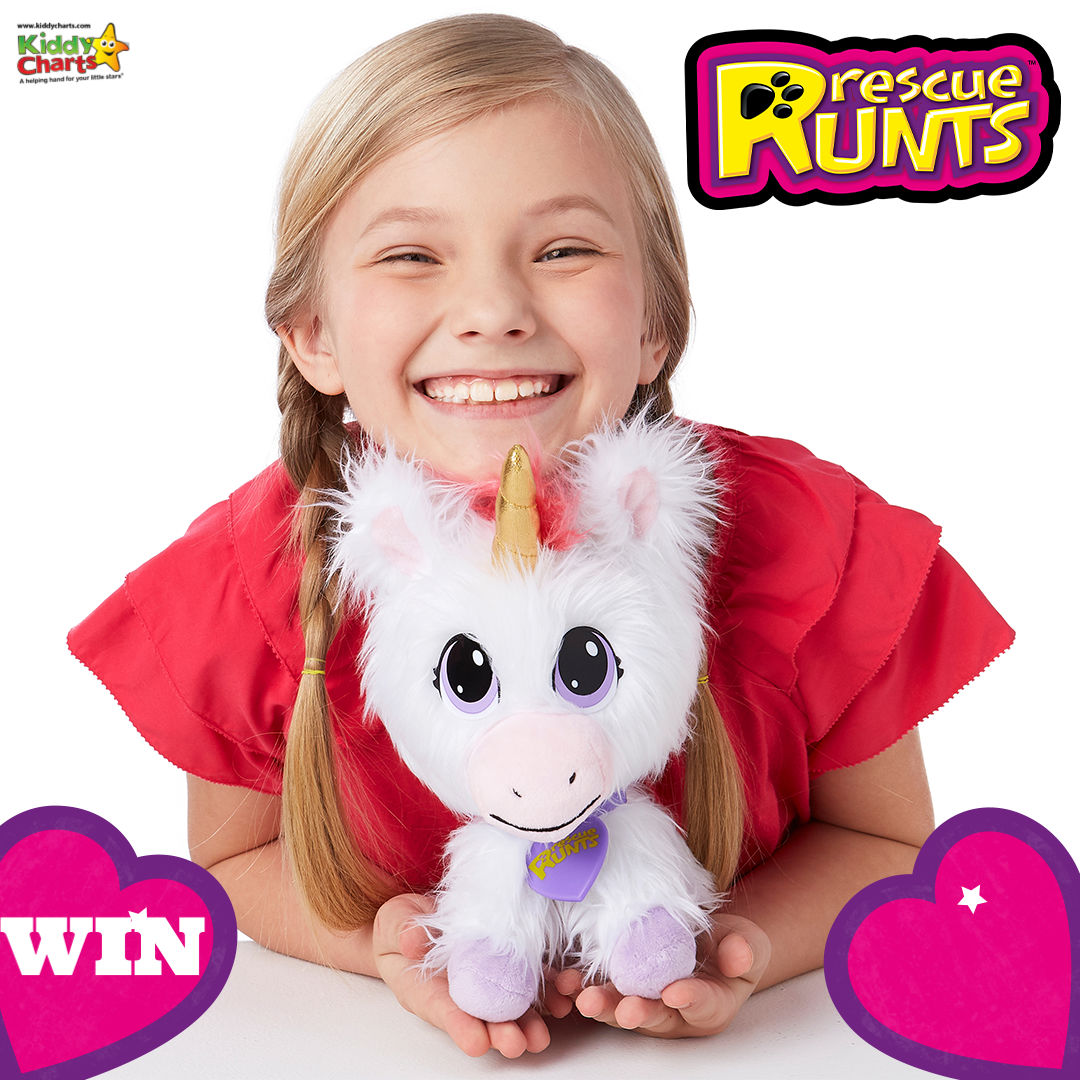 Win a Rescue Runt with us this Advent! #win #giveaways #toys
