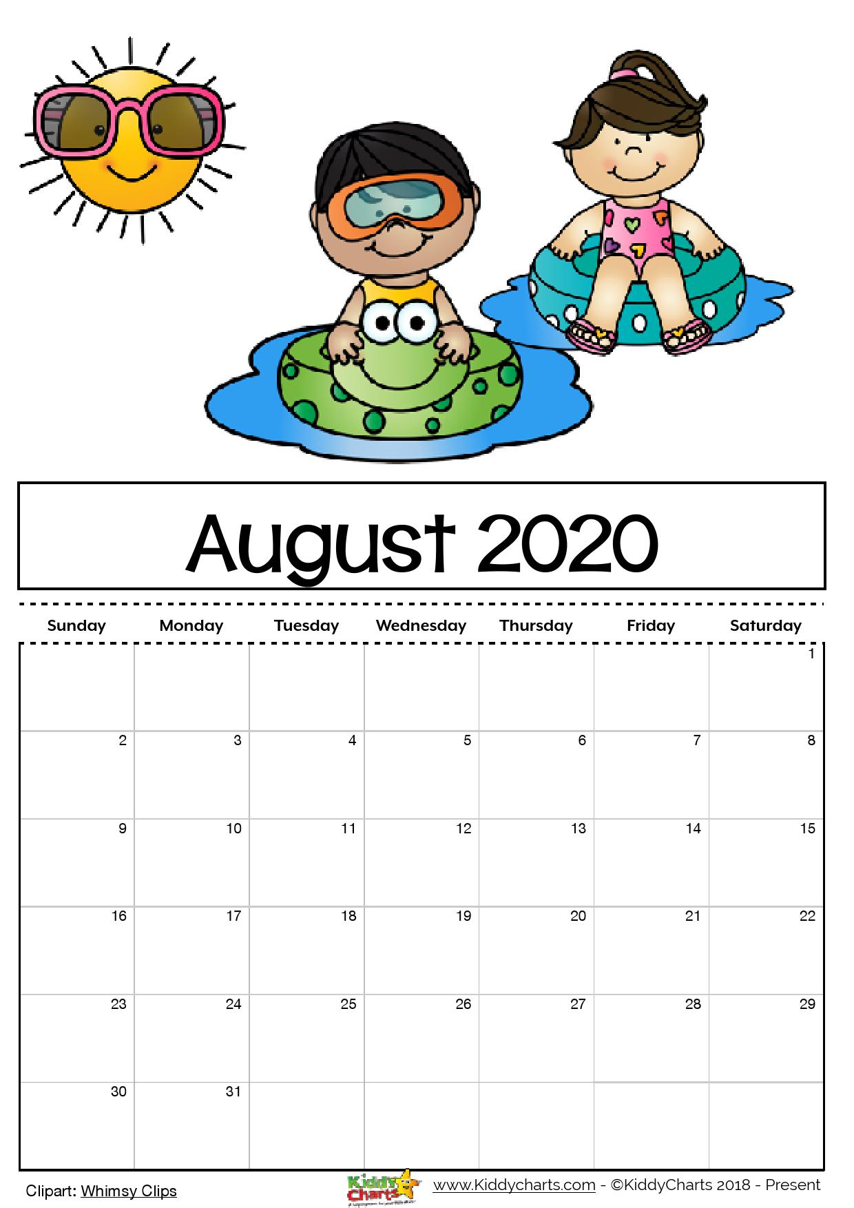 It's just an image of Crush Free Printable Calendars 2020 2020