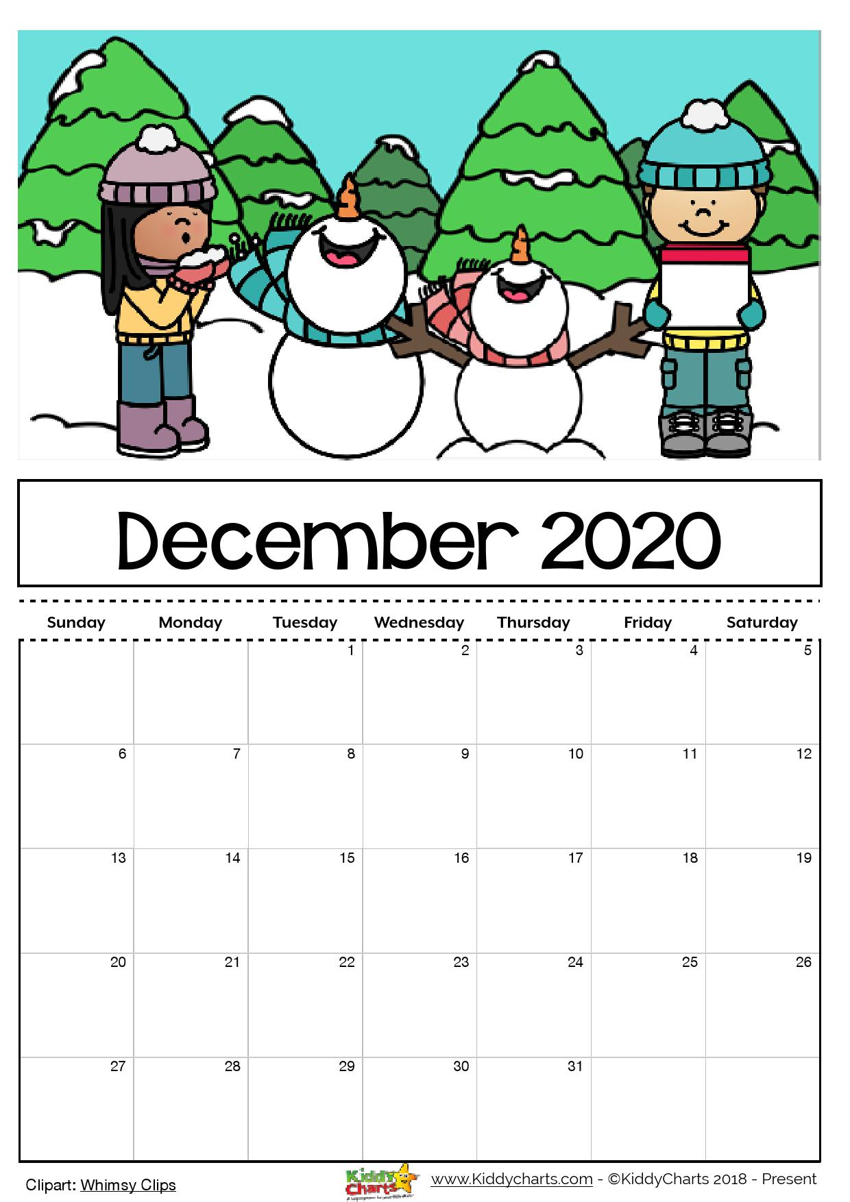 It is an image of Impertinent Free Printable Calendars for 2020