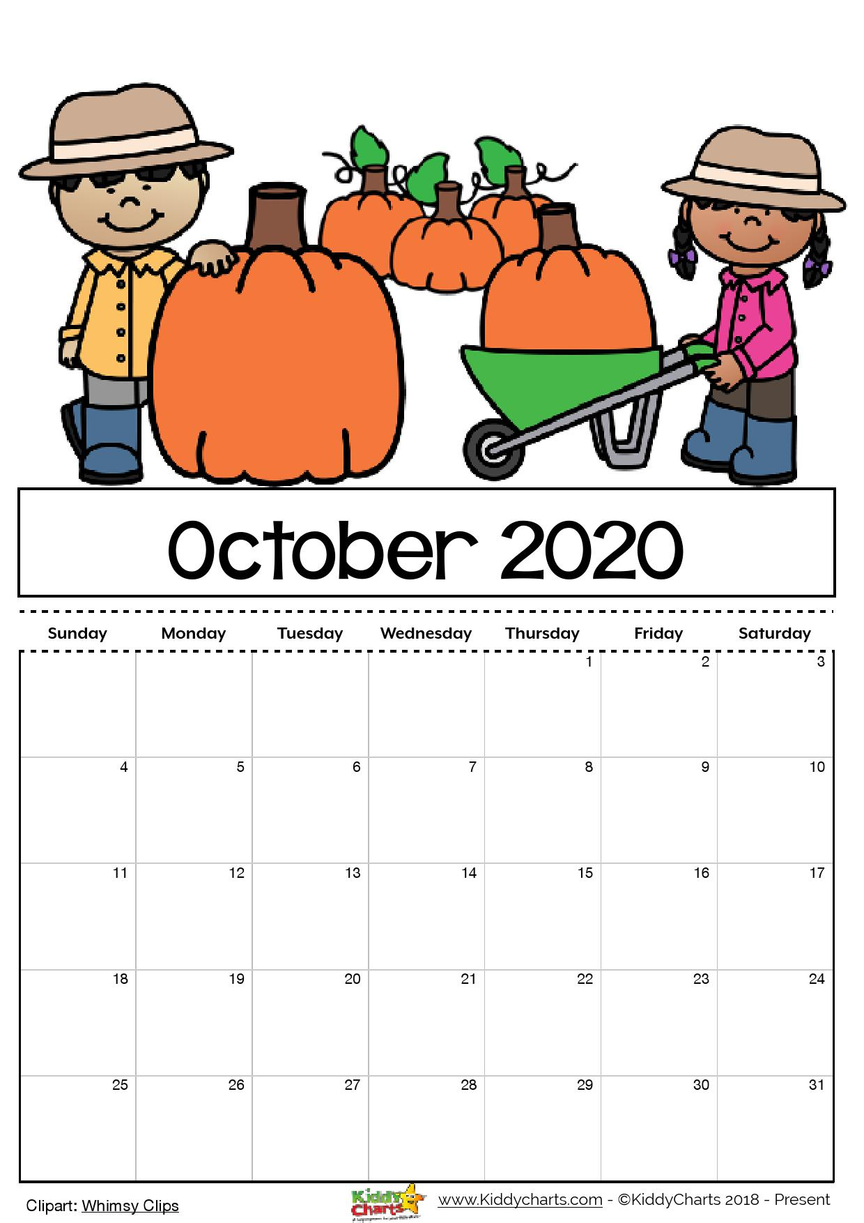 This is a photo of Bewitching Printable Calendars for 2020