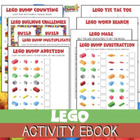 LEGO activities eBook